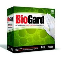 China BioGard Antimicrobial Nitrile Gloves on sale