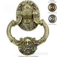 China Brass Accents - Neptune Door Knocker on sale