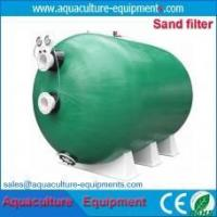 Quality Sand filter tank for Aquaculture and swimming pool wholesale