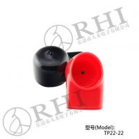 Buy cheap 22mm Red and Black Color Rubber PVC Plastic Copper Busbar Cover product