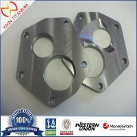 Quality Titanium Alloy Customized Flange For Chemical Equipment wholesale