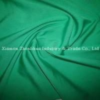 Buy cheap Polyester Lycra Single Jersey Knitting fabrics, Green from wholesalers