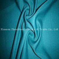 Buy cheap Polyester Double Jersey Heath Cloth Deep Green from wholesalers