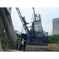Buy cheap SCQ200 Variable Speed Customized Inclined Construction Hoist from wholesalers