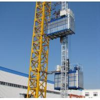 Quality SC100/100 1ton Double Cage Veriable Speed Construction Elevator with CE Certificate to EN Standard wholesale