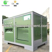 China 20MPa Discharge Pressure Small CNG Mobile Refuelling Station for Commercial Use on sale