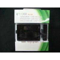 China xbox360 slim hard drive +USB HDD Cable on sale