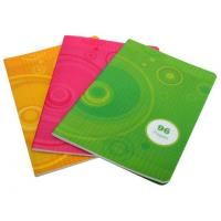 Quality Paper Cover Round Corner Exercise Book wholesale