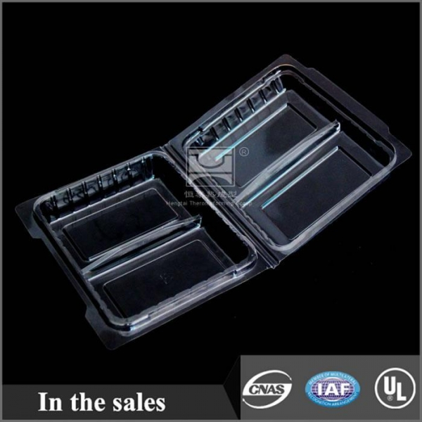 China FruitandVegetablecontainers FC-10 Fast food box packing