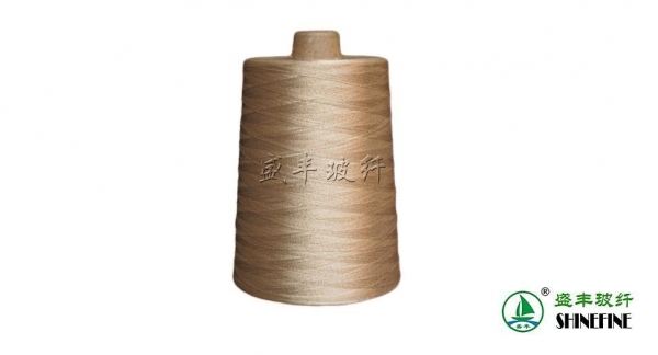 Cheap PTFE Coating Fiberglass Sewing Threads for sale