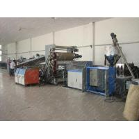 Quality TPU EVA Foam SBS Sheet Production Extrusion Line wholesale