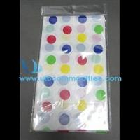 China PE table cover table cover on sale