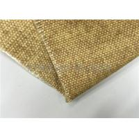 Quality Thermal Insulation Vermiculite Coated Fiberglass Fabric High Temperature Resistant wholesale