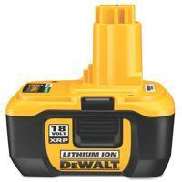DeWalt DC9182 XRP Battery, Lithium Ion, 18-volt