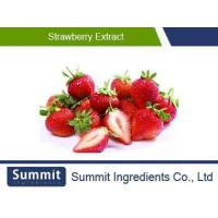 Buy cheap Strawberry extract,Strwberry Powder,Fragaria Anananassa Nipponica,Berries from wholesalers