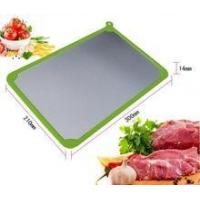 Quality Thawing Board Frozen Food Vagetable Meat Sanitary Fast Defrost wholesale