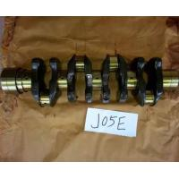 Quality J05E Engine Cranshaft wholesale