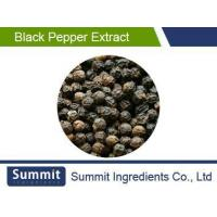 China Black Pepper Extract 95% Piperine,Piper nigrum extract on sale