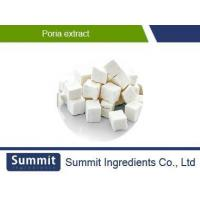 Buy cheap Poria extract 10% polysaccharide,Poria cocos(Schw.)Wolf,fuling extract,tuckahoe extract from wholesalers