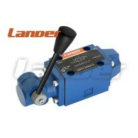China WMM6 /WMR/WMU manual operated directional control valve on sale