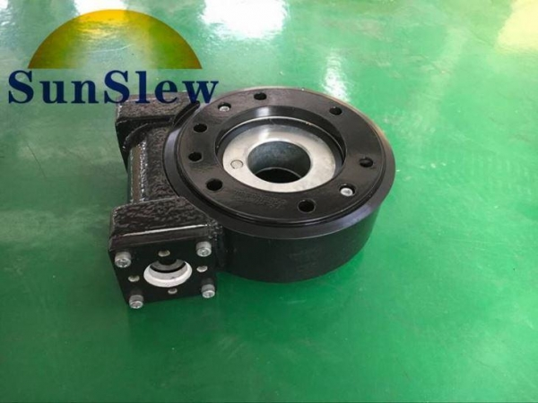 China 5 Inch Worm Gear Speed Reducer for Solar Tracker