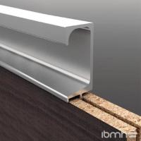 Buy cheap Custom Aluminum Extrusion Profile for Kitchens from wholesalers