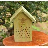 Quality wooden bird cages wooden bee house wholesale