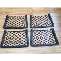 China Custom Bus Seat Accessories /Mesh Bag/Wall Mounted Magazine Rack Suppliers on sale