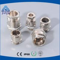 China Single Compression Type Brass Cable Gland on sale