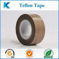 China PTFE Tape with silicone adhesive, Teflon Tape, High Temperature Tape, Heat sealing tapes on sale