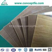 China Cheap PTFE Coated Glassfiber Fabrics Adhesive Tape Suppliers Made in China on sale