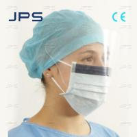 Quality Disposable Face Mask with Eye Shield wholesale