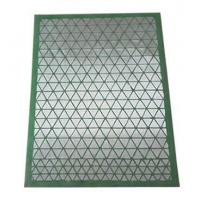 Quality High Strength Shaker Screen with Pre-tensioned Structure wholesale