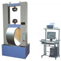 WDT-100 WDT-100 plastic pipe load-carrying properties testing machine