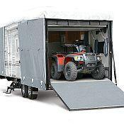 China Toy Hauler RV Covers and Screens on sale