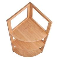 Buy cheap Bamboo Corner Shelf from wholesalers