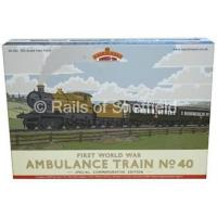 Quality Ambulance Train No.40 Collectable Train Pack wholesale