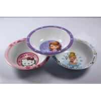 China Bpa Free Baby Toddler Picnic Soup Bowl Dinner Set on sale