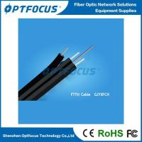 Buy cheap GJYXCH FTTH Fiber Optic Drop Indoor and Outdoor Cable from wholesalers