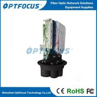Buy cheap Dome Mechanical Seal Splitter Splice Closure 4 Cable Ports from wholesalers
