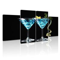 Quality Cocktail Decorative Painting on Canvas Prints from Photos wholesale