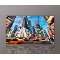 Quality New York City Black White Picture Custom Canvas art Print Reproduction wholesale