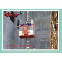 Quality Building Construction 2 T Passenger And Material Hoist , VFC Variable Frequency wholesale