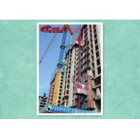 Quality 1 Ton Passenger And Material Hoist For Construction , Industrial Lifts Elevators wholesale