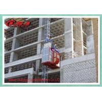 Buy cheap 1 Ton Capacity Man And Material Hoist , Reliable Construction Site Elevator from wholesalers