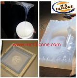 China addition type two parts transparent liquid silicone rubber on sale