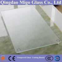 Quality 3mm-10mm Tempered Glass Cutting Board/Glass Chopping Board wholesale