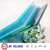 China Electric Melting Furnace 6.38 laminated glass price 6.38mm Laminated Glass For Building Curtain Wall on sale