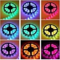 China 4500k 12V led SMD 5050 60pcsleds per meter white 5 meter led light strips on sale