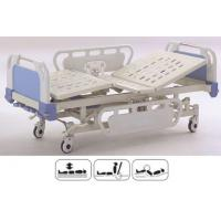 China Cheap Three-function Single Medical Hospital Manual Beds for Sale on sale